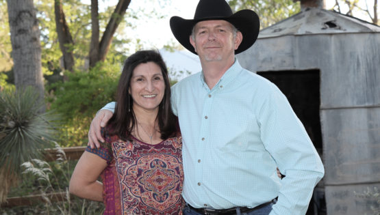 Fort Davis Cow Camp - The Owners