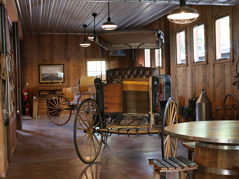 Carraige-Museum2-Lodging-at-Fort-Dayis-Cow-Camp