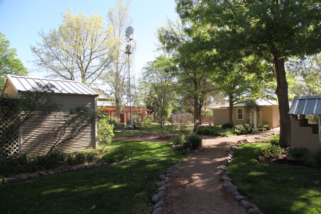 Garden-Stay-At-Fort-Davis-Cow-Camp