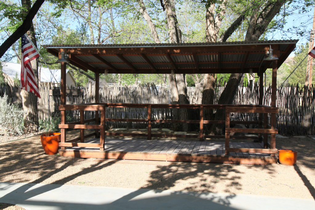 Stage-Stay-At-Fort-Davis-Cow-Camp